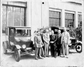 Historiadelacarreterapanamericana for Henry ford motor company